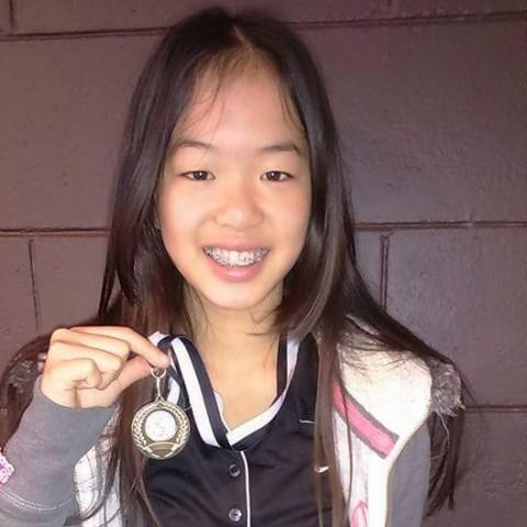 Jessica Tsai Badminton
