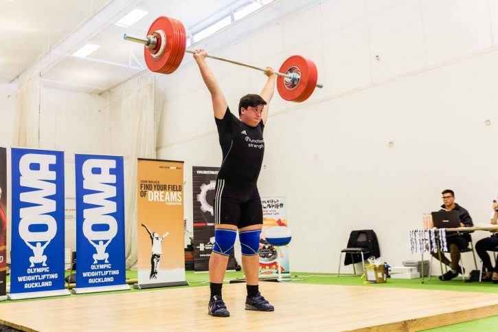 BENET KUMEROA - OLYMPIC WEIGHTLIFTING - iSPORT FOUNDATION